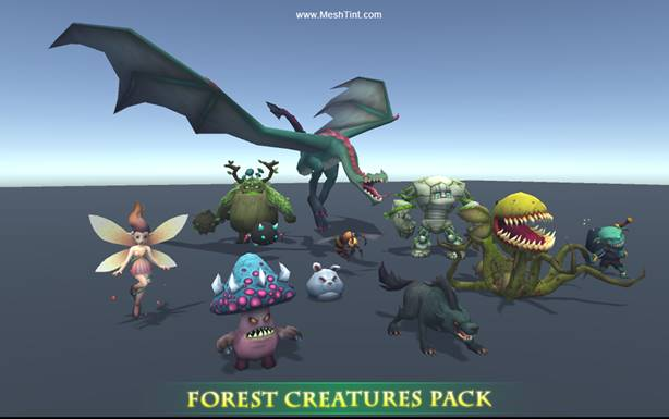 Forest Creatures Pack2.png